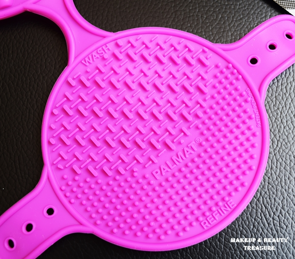practk palmat makeup brush cleaning tool