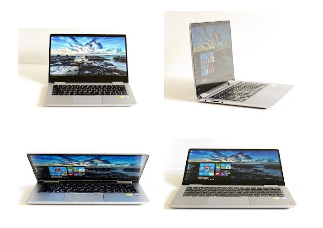 Review,Harga,Spesifikasi Laptop Lenovo IdeaPad Yoga 710
