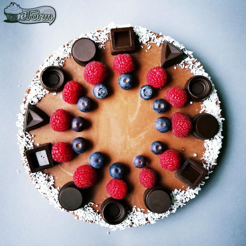 raw torty podľa želania