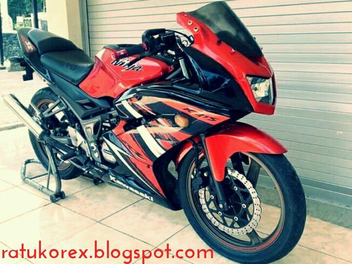 Cara Menambah Kecepatan Kawasaki Ninja Rr Tanpa Merubah Komponen Mesin Ratu Korex
