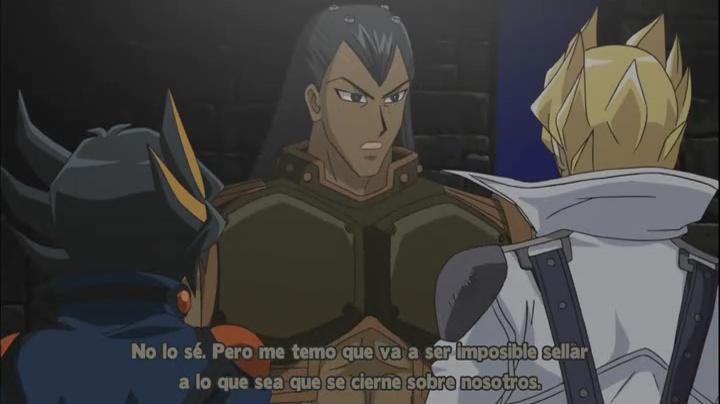 Ver Yu-Gi-Oh! 5Ds El World Riding Duel Grand Prix - Capítulo 111