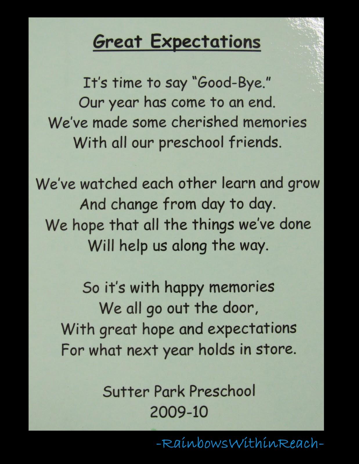 Preschool+Farewell - Kindergarten Graduation Farewell Kindergarten