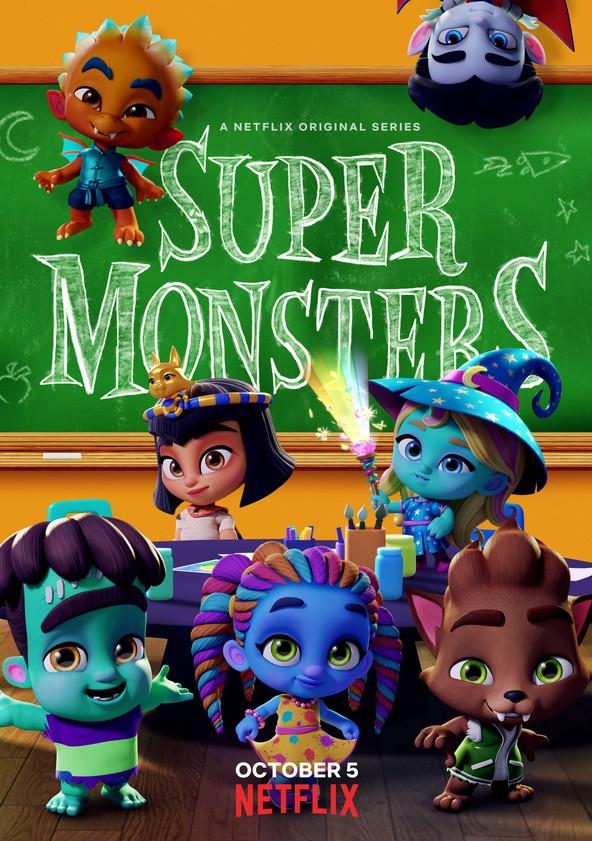 Xem Phim Hội Quái Siêu Cấp 3 - Super Monsters 3