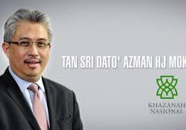 Image result for Azman Mokhtar – Managing Director of Khazanah Nasional Berhad