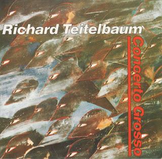 Richard Teitelbaum, Concerto Grosso