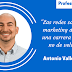 Perfil de profesional del web: Antonio Vallejo Chanal