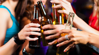 Bad Affects By Drinking Alcohol In Young Age