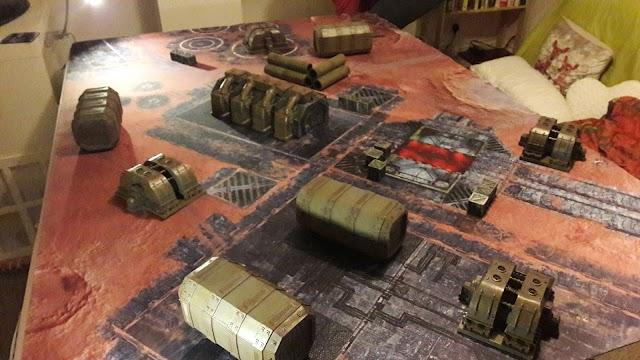Review of Gamemat.eu Pre-painted Terrain and Battle Mat