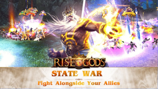 Rise of Gods - A Saga Of Power And Glory Apk : Free Download Android Game