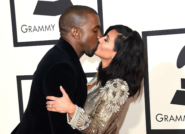 Kim Kardashian y Kanye West ya no guardan joyas en su casa