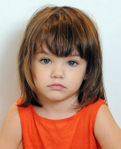 Short straight hair styles for kids