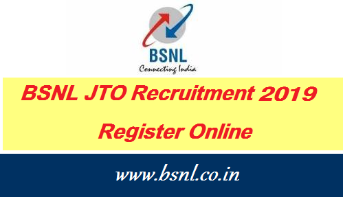 "Bharat Sanchar Nigam Limited BSNL Junior Telecom Officer Posts Recruitment Notification through GATE 2019 Exam to fill up 198 vacancies through out India. Eligible interested candidates have to Register Online at BSNL Official website www.bsnl.co.in. RECRUITMENT OF ""GRADUATE ENGINEERS TO THE POST OF JUNIOR TELECOM OFFICER (CIVIL & ELECTRICAL) [ JTO(CIVIL) & JTO(ELECT.) ]"" IN BSNL FROM OPEN MARKET THROUGH GATE SCORE- 2019 UNDER SPECIAL RECRUITMENT DRIVE (SRD) FOR SC, ST & OBC CANDIDATES  Registration process for the candidature of Junior Telecom Officer (Civil & Electrical) [ JTO(Civil) & JTO(Elect.)] under SRD for SC, ST & OBC Candidates in BSNL will start with effect from 11th February 2019 to 12th March 2019 through online  BSNL portal i.e. www.bsnl.co.in bsnl-jto-198-vacancies-civil-and-electrical-recruitment-gate-registration-online-bsnl.co.in"
