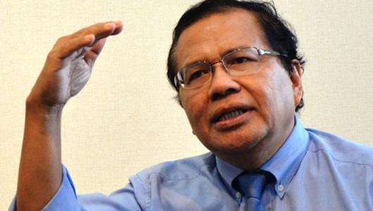 Rizal Ramli Sarankan Janji Politik Capres Diumumkan di Medsos