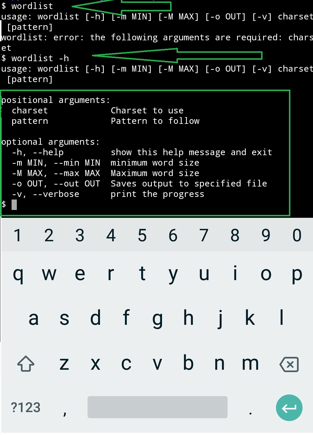 How to create Wordlist / Password list (Creating a Custom