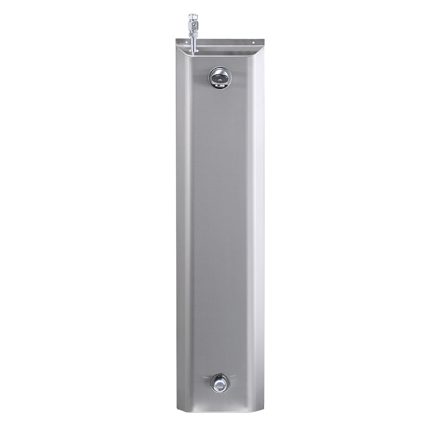 Commercial Water Controls: SHOWER PANELS FROM SIRRUS BY