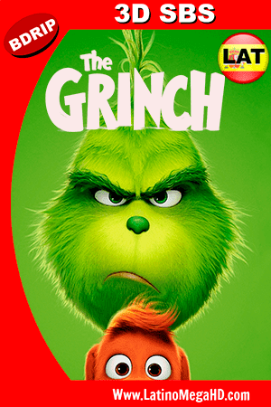 El Grinch (2018) Latino FULL 3D SBS BDRIP 1080P ()
