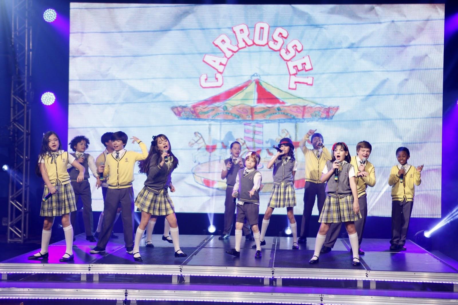 Blog do Diarinho - Diário do Grande ABC  Show de Carrossel em Sampa ... d163d116dd2
