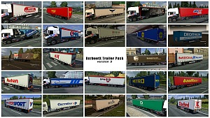 BarbootX Trailer Pack version 3.0
