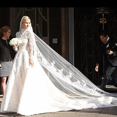 Nicky Hilton married James Rothschild