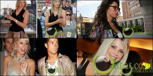 5 Kisah Skandal Cinta Cristiano Ronaldo dengan Model Panas