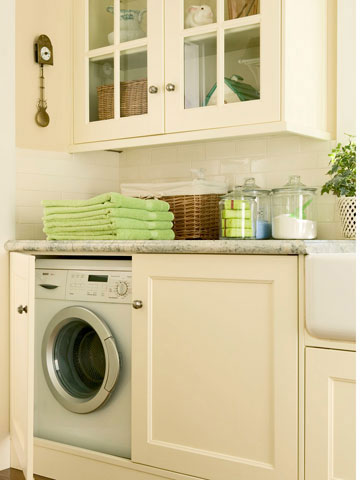 Kitchens Laundry Area Home Appliance