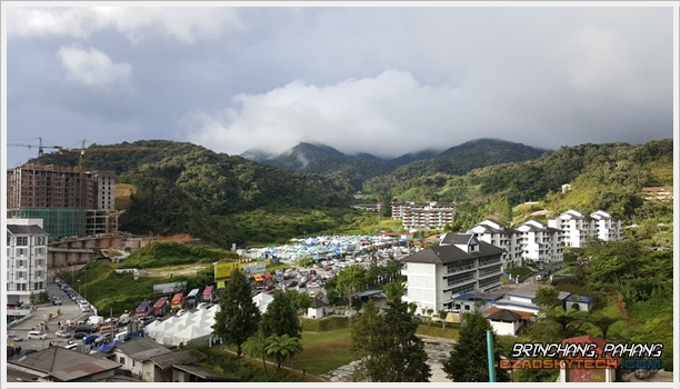 Brinchang, Pahang