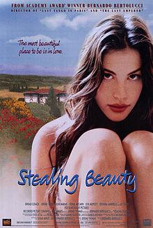 Stealing Beauty 1996 movieloversreviews.filminspector.com film poster