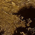Deep Canyons Filled With Methane Found On Saturn's Moon Titan