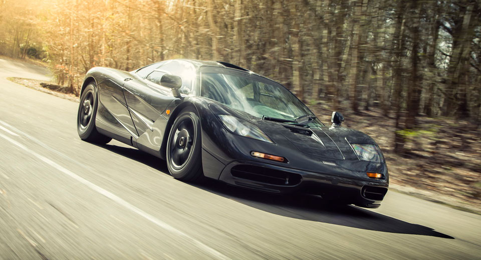 2018 mclaren gt. Contemporary Mclaren McLaren F1 To Be Reborn In 2018 As Powerful GT With Iconic 3Seater Layout Intended Mclaren Gt