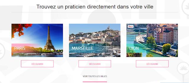Trouver un professionnel du bien-être en France - Unizen - Blog beauté