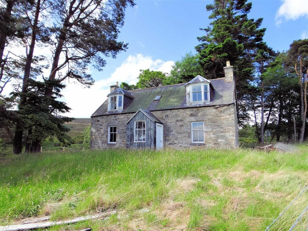 wreck of the week two houses and rapunzel s tower scotland rh wreckoftheweek co uk scottish cottages for sale in scotland remote scottish cottages for sale