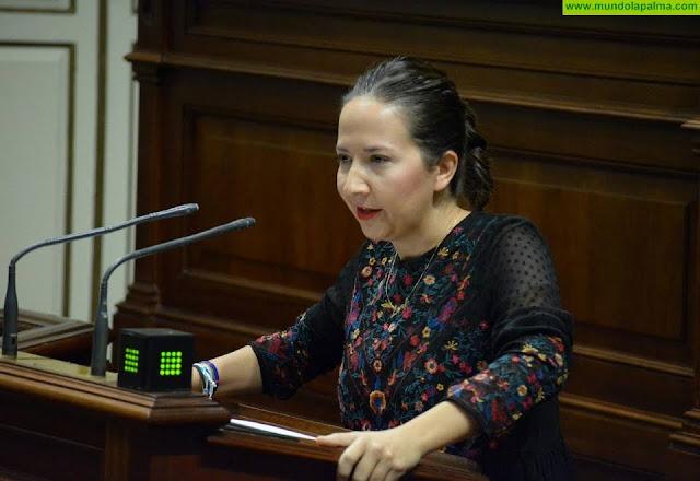 Hernández Labrador asegura que hay que frenar la violencia filio-parental al que se enfrentan muchas familias canarias