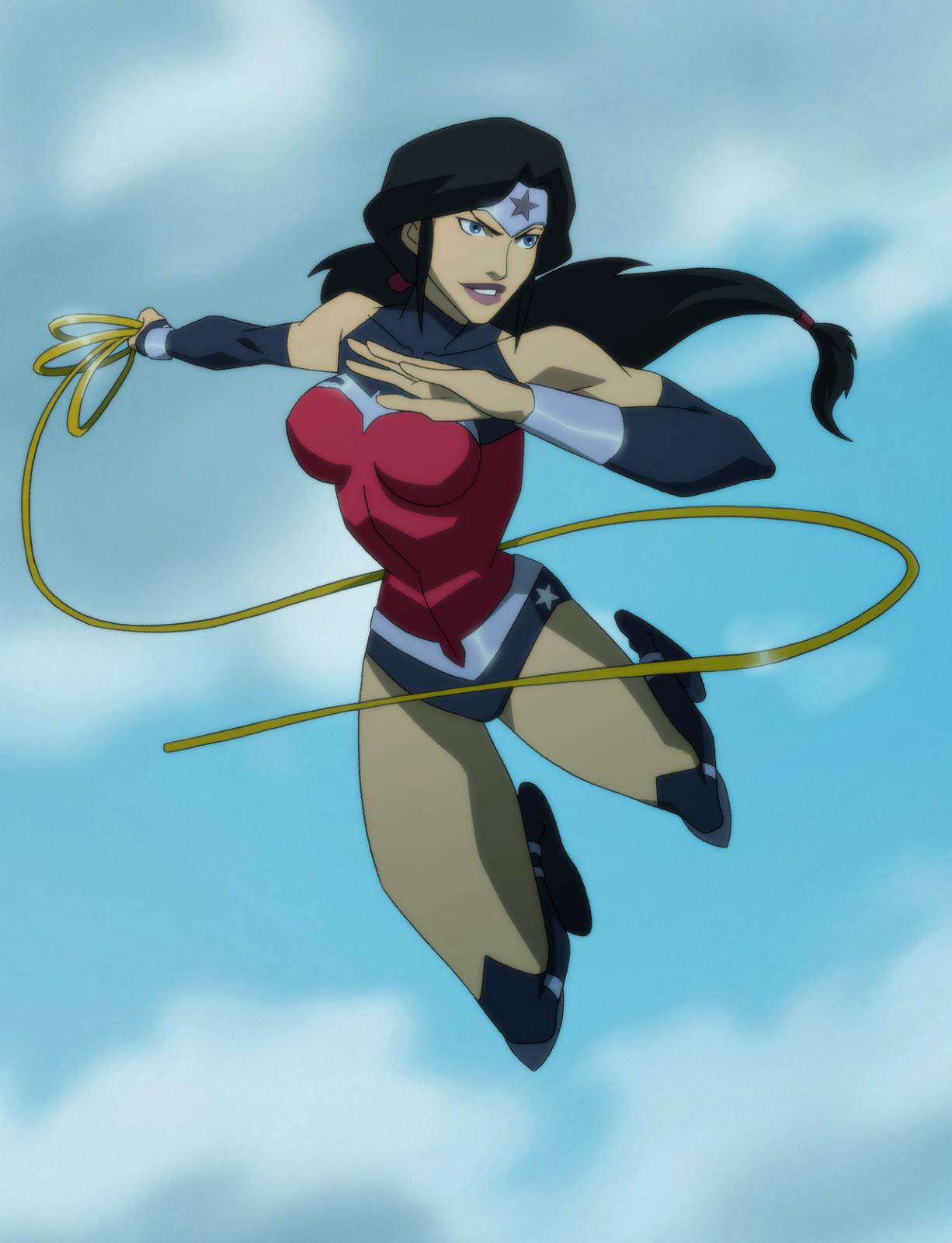 Batman Vs Superman  Gal Gadot Is Wonder Woman  Teaser Trailer-8421