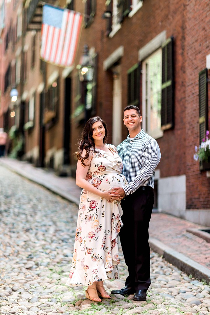 Boston Maternity Photos, Maternity Photos Around Boston, VS Photography