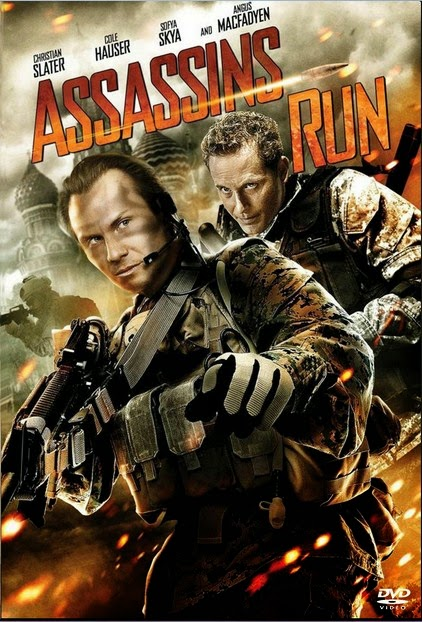 Assassins Run (2013) 720p Bluray