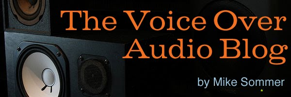 The Voice Over Audio Blog