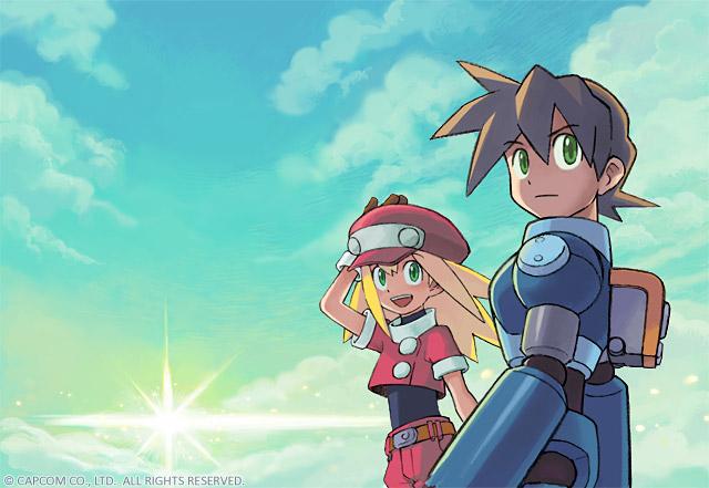 Rockman Corner Mega Man Legends 3 Cancelled