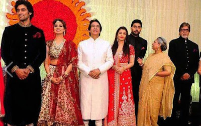 dapper looking Kunal Kapoor in wedding reception