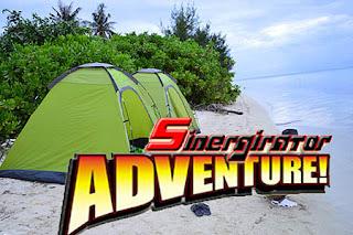 paket tour camping murah tanjung lesung