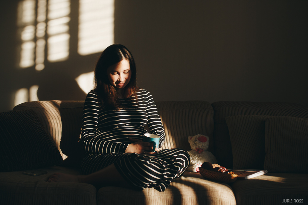 grūtniecības fotosesija