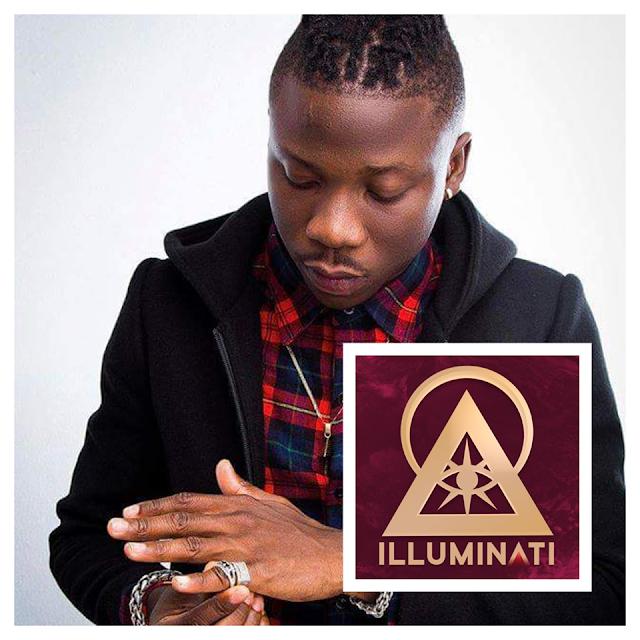 REAVEALED! Stonebwoy Has Joined The Illuminati--Here Are