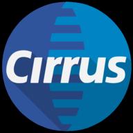 cirrus colorful icon