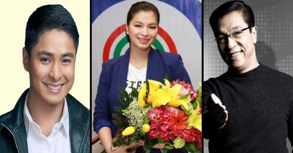 Angel Locsin Was Hailed As The Most Influential Actress At The EVSU-OCC Student's Choice Mass Media Awards
