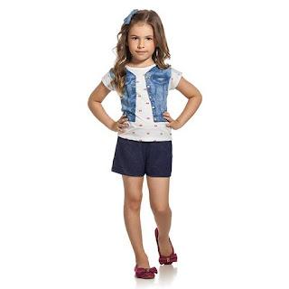 Atacado online de moda infantil