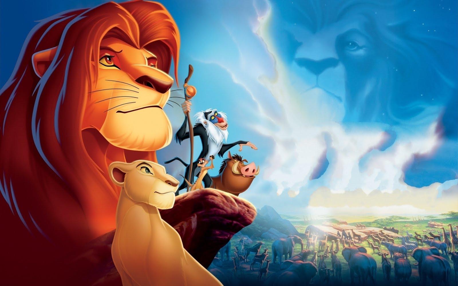 Iphone Wallpaper Disney Lion King