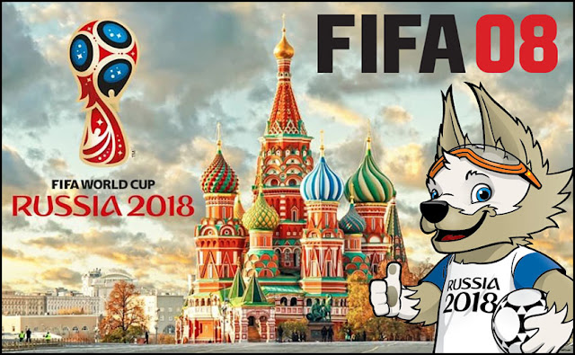 FIFA 08 World Cup 2018 Patch Released 20-06-2018