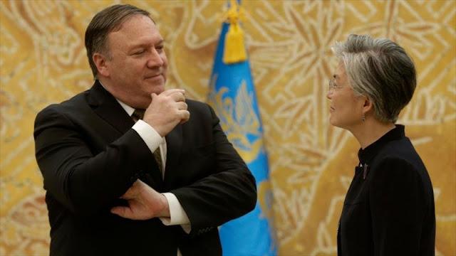 Corea del Sur pide a EEUU que le exima de sanciones contra Irán