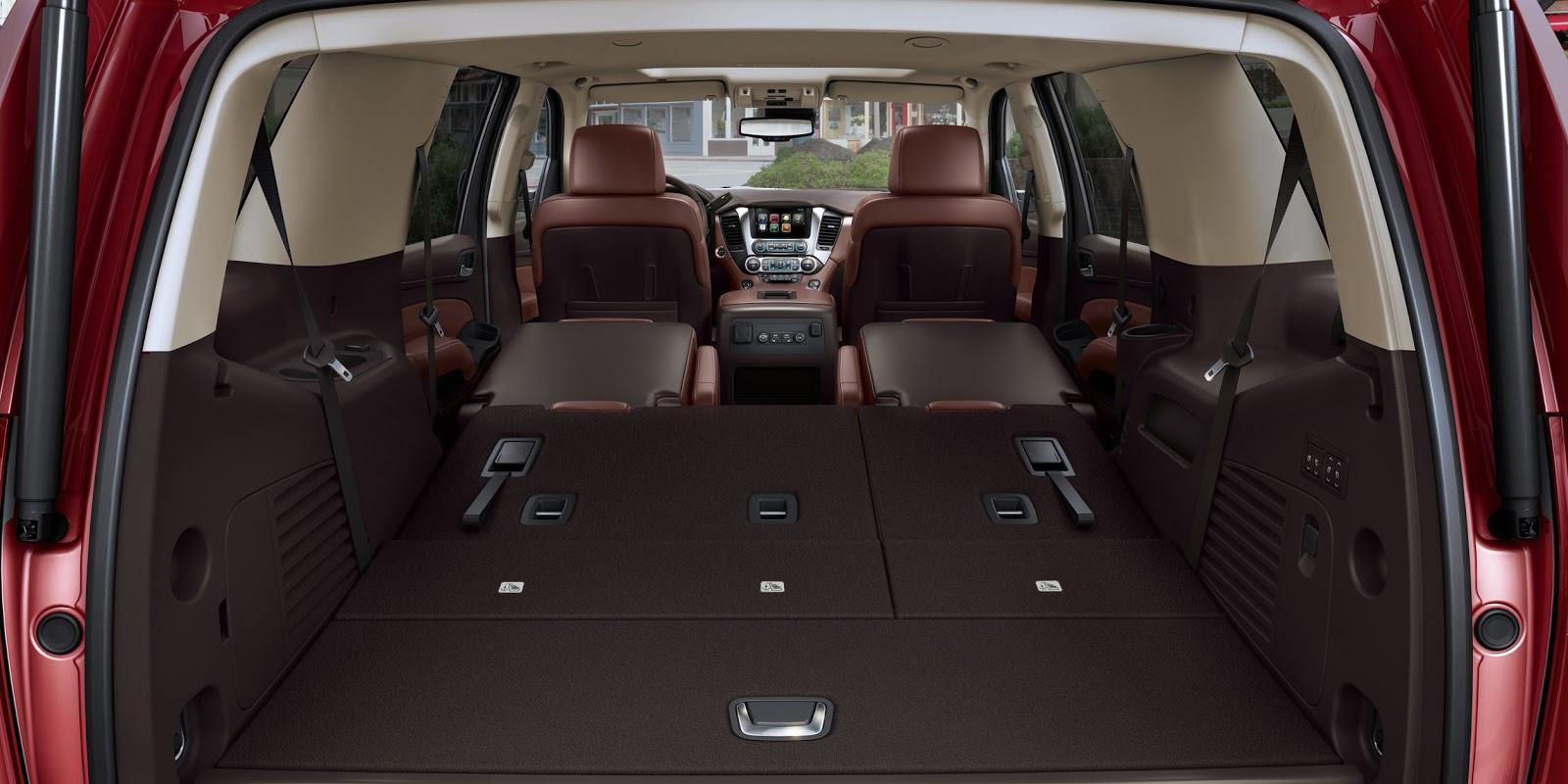 2015 Chevrolet Tahoe et Suburban, GMC Yukon et Yukon XL ...