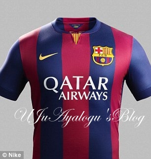 Saudi Arabia outlaws wearing Barcelona shirt, prescribes 15yrs jail term for offenders