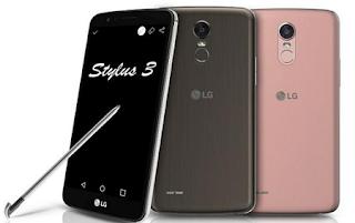 Harga HP LG Stylus 3 terbaru